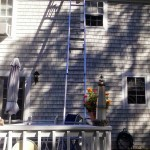gutter cleaning, Falmouth