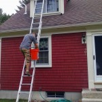 Gutter cleaning, Rochester