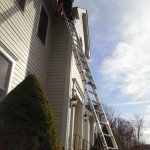 high gutter cleaning, Cape Cod