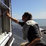 Osterville, Cape Cod windows