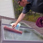 skylight window cleaning, Falmouth
