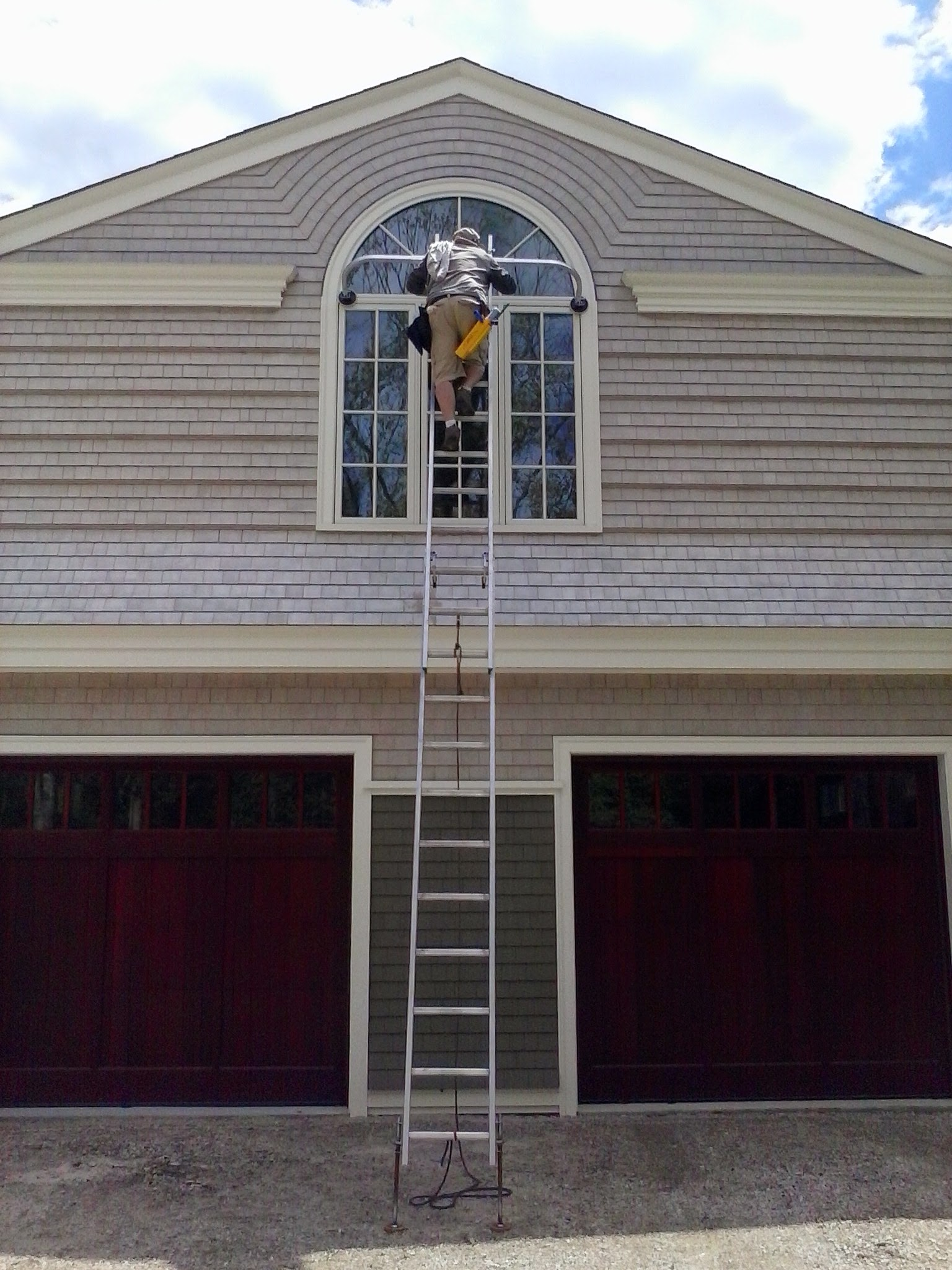 window cleaning, marion ma
