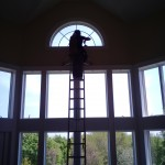 Window cleaning, Sandwich Ma