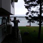 Window washing in Marion, Ma