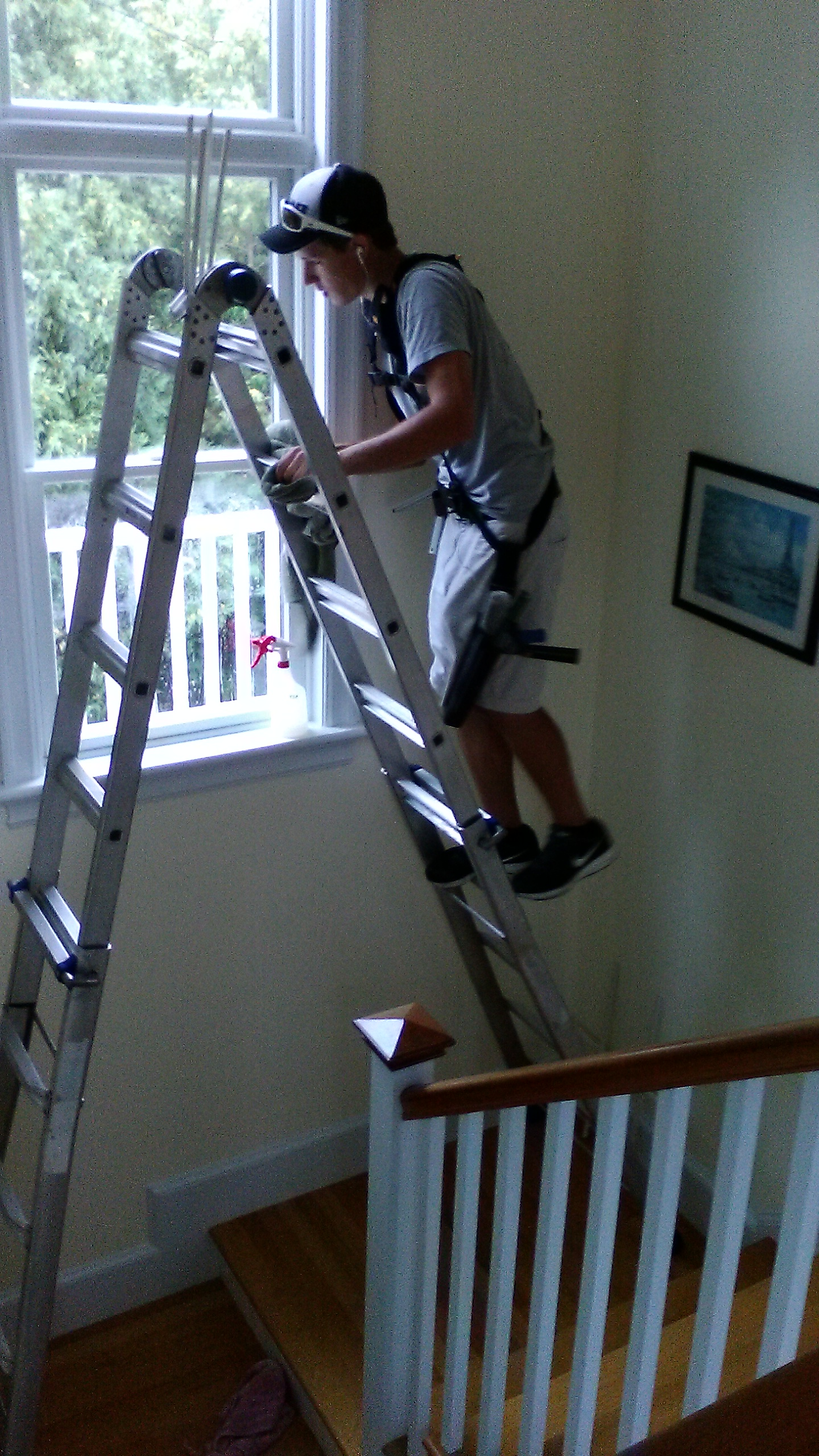 Window cleaning - Buzzards Bay