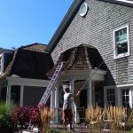 Window washing Mattapoisett