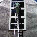 Window cleaning, Sandwich