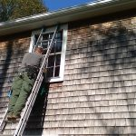 Window cleaning - Wareham