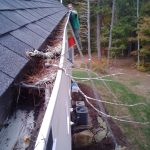 Gutter cleaning, Plymouth