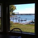 washing windows in Buzzards Bay