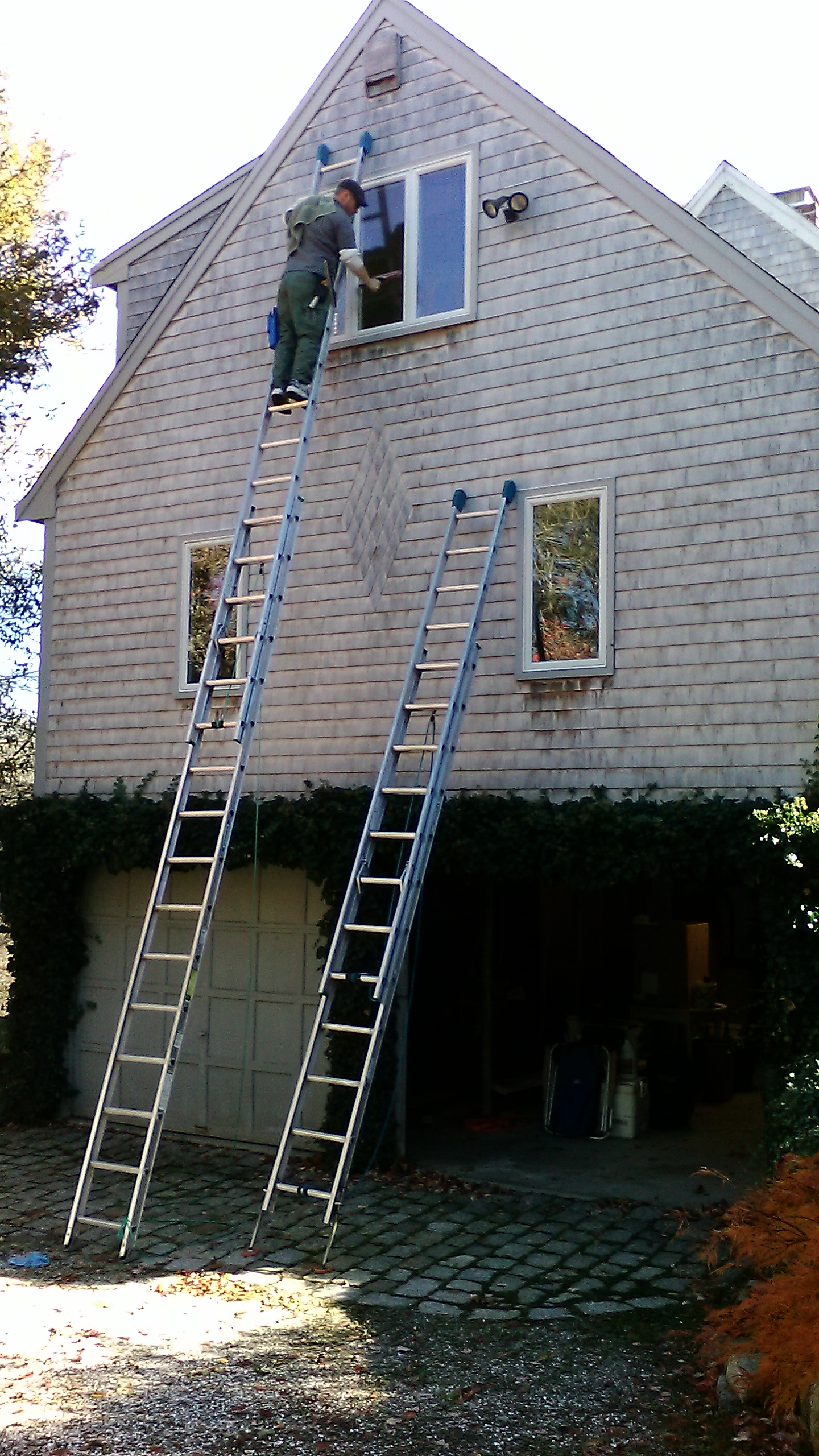 window cleaning, East Sandwich