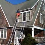 gutter cleaning in Marion