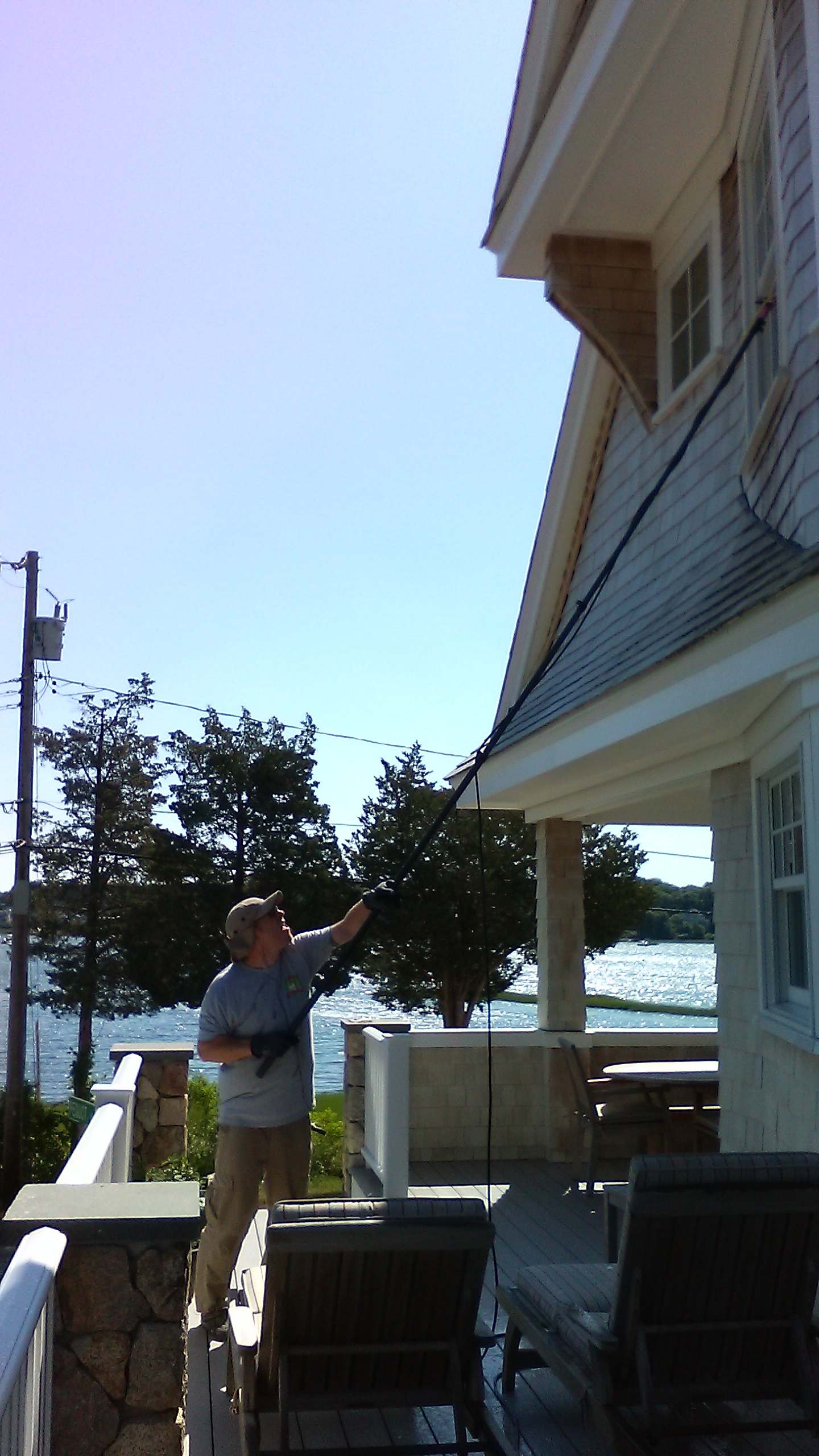 Pocasset window cleaning