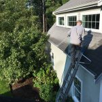 Wareham gutter cleaning