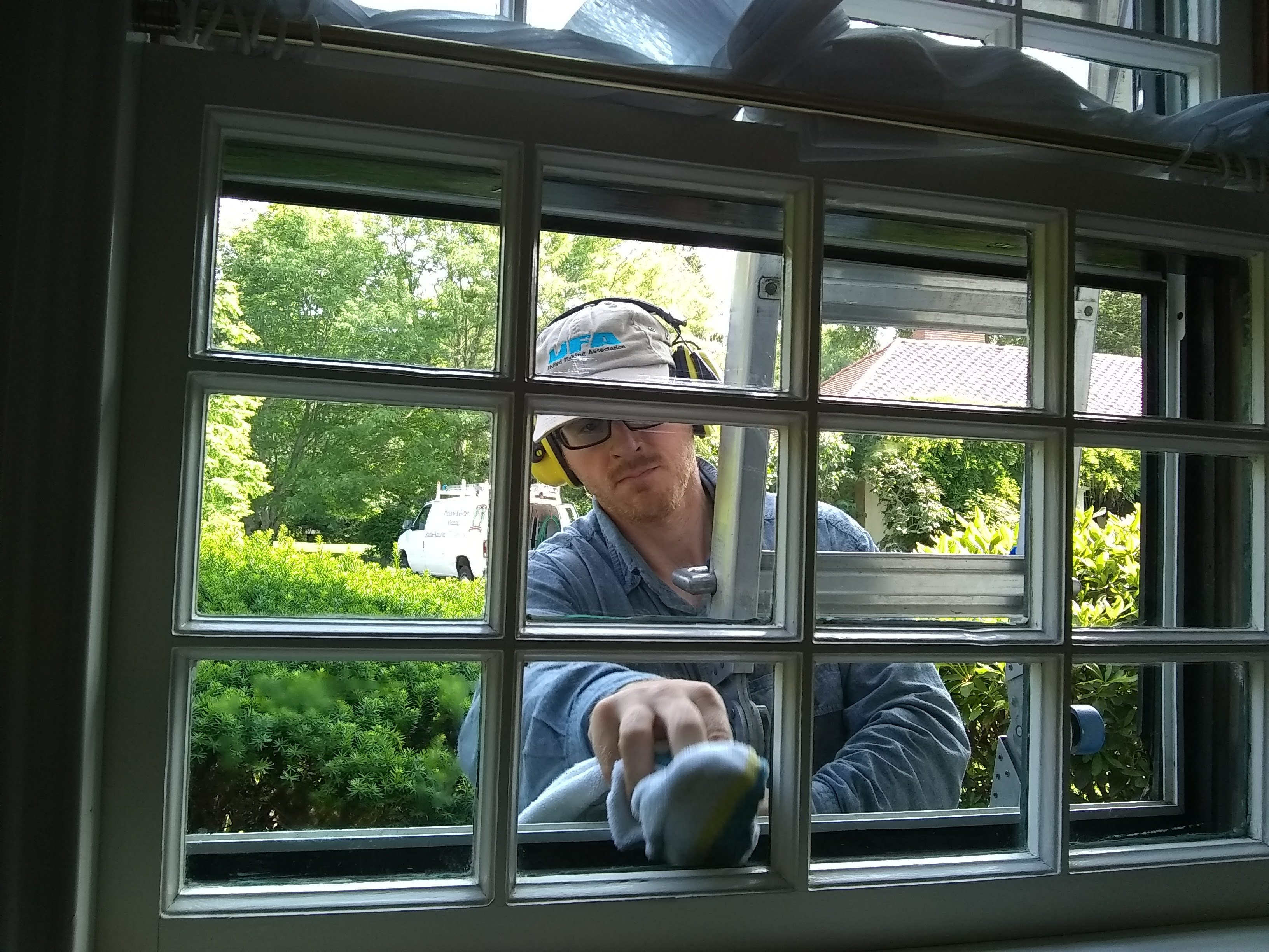 Window cleaning Mattapoisett